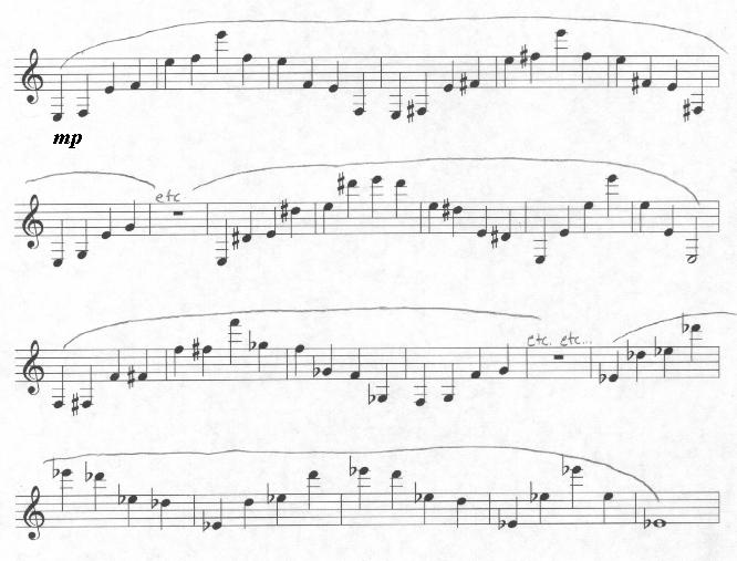 Easy Clarinet Songs 1  The Clarinet Closet